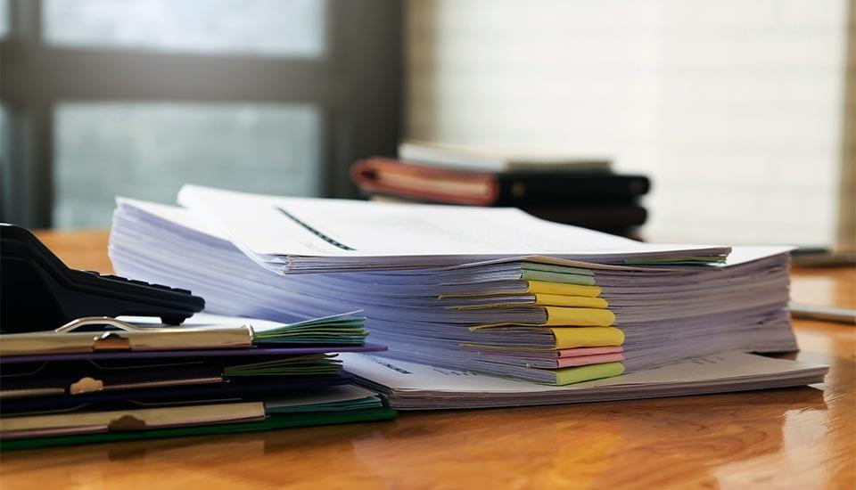 Confira os documentos necessários para realizar o transporte de cargas