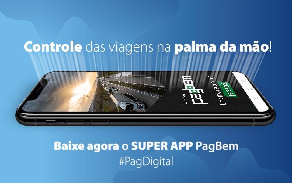 Chegou o SUPER APP PagBem!