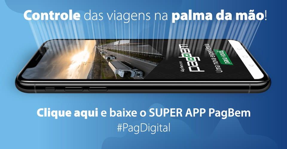 Conheça o novo Aplicativo PagBem