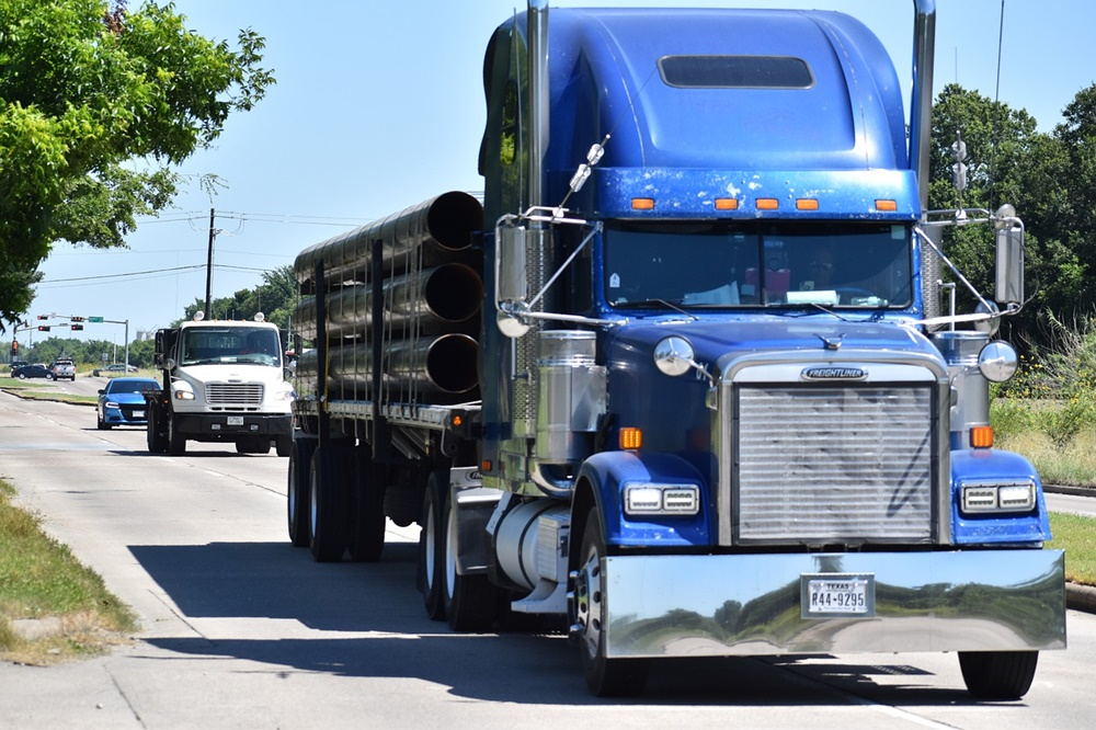 Desafios Transporte rodoviário