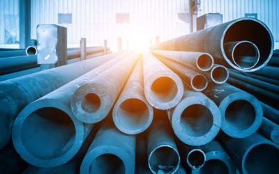 O papel da logística no desenvolvimento das indústrias siderúrgicas